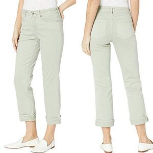 NYDJ - Marilyn Straight Leg Colored Jeans
